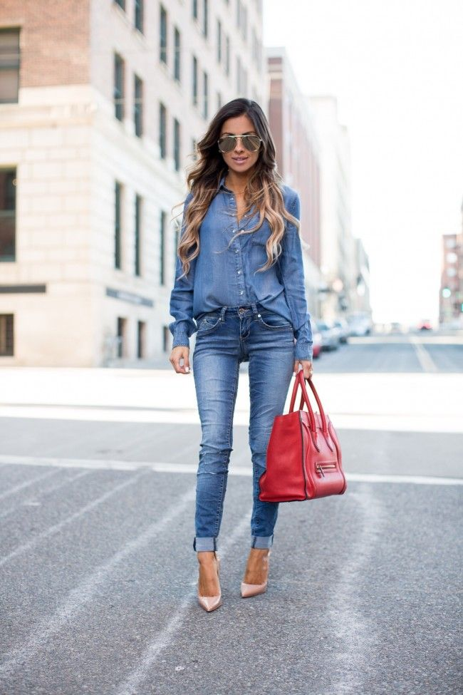 The Most Flattering Jeans With YMI Jeans. - Mia Mia Mine