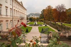 Mirabellgarten, Salzburg, Austria
