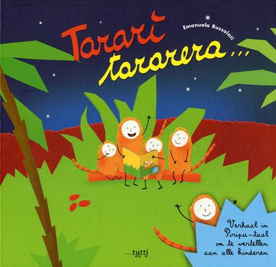 Tarari tararera (2011). Auteur: Emanuela Bussolati.