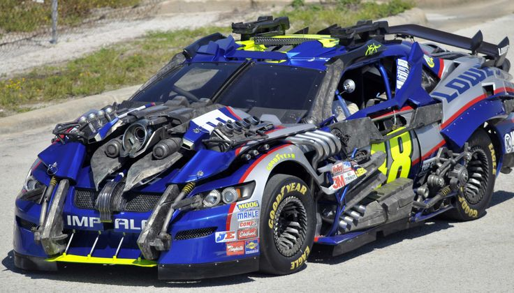 Nascar - Transformers 3 | Véhicules Geekly inspired ...