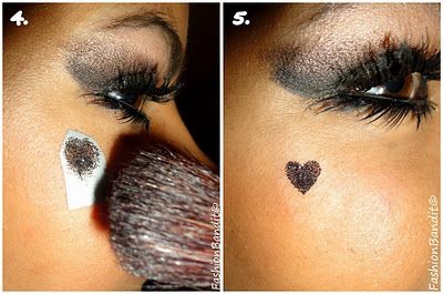 Maquiagem para o Carnaval 2012 passo a passo