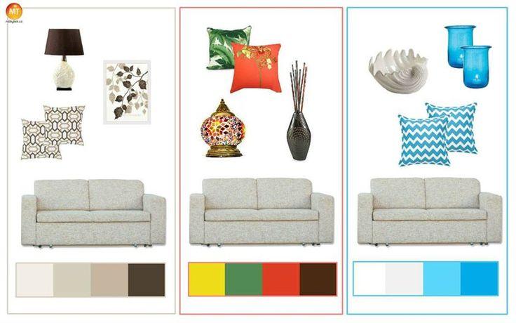 Pohovku Uta můžete ladit do jakékoliv barvy a stylu. Která se vám líbí nejvíce? Dalších 183 barev sedačky najdete na http://goo.gl/WR8nm6