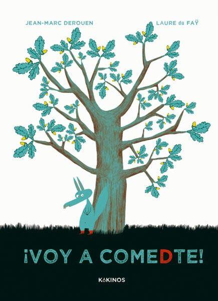 'Voy a comedte', la historia de un lobo que hablaba...¡rarísimo! vía @L a Mar #humor #risasilustradas http://ow.ly/s65SX