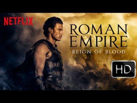 Roman Empire Reign of Blood   NETFLIX Offical Trailer [HD]