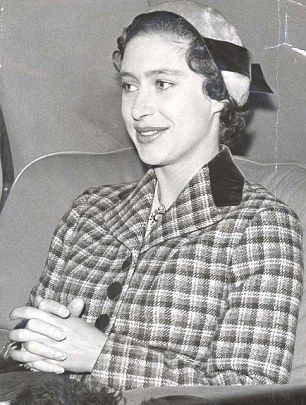 Princess Margaret, drives fromAllanbay House, Binfield, Berkshire, where she and Group Ca...