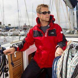 Gill<br>Kurtka Coast/red<br>typ: Coastal