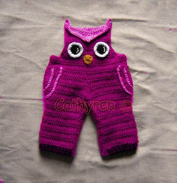 Crochet pattern for baby girl