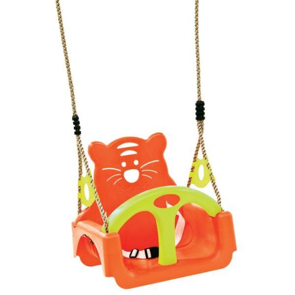Leagan copii Bebe cu 3 pozitii Orange