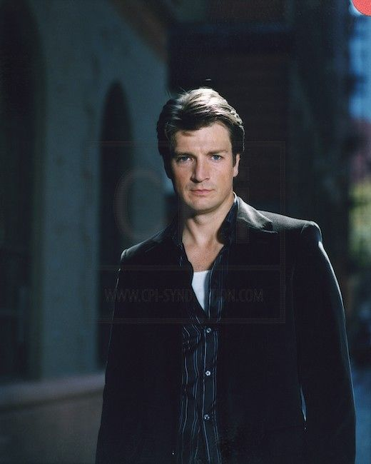 Nathan Fillion...I just..............*drool*...  I agree. Excuse me while I wipe my chin...