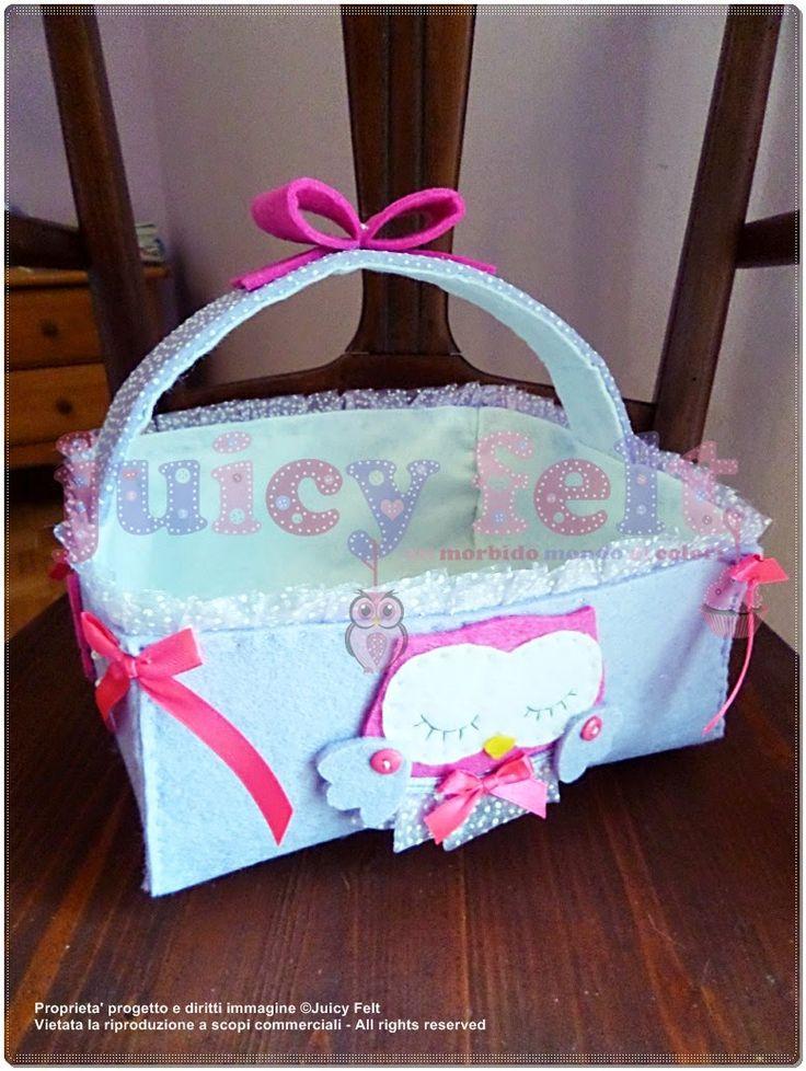 Juicy felt: Pronto il set nascita di Chloe