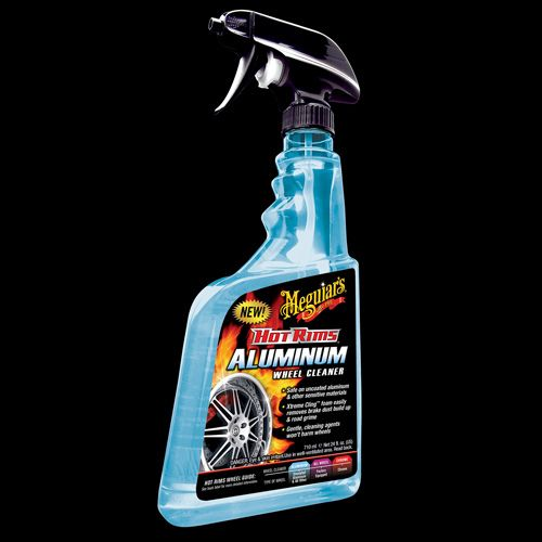 Hot Rims® Aluminum Wheel Cleaner              , Hot Rims® Aluminum Wheel Cleaner is the ultra-safe solution for cleaning uncoated aluminum.