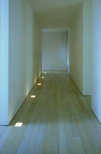 Miro House London — Artificial lighting Claudio Silvestrin Architects