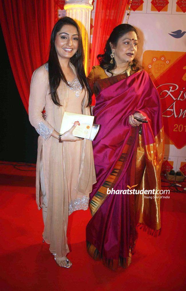 Hindi Events Namrata Thapa & Aruna Irani Photo gallery