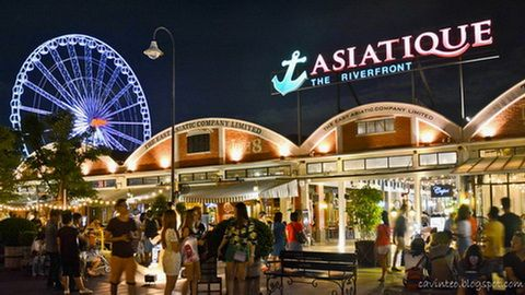 BEST OF BANGKOK 3D2N (ASIATIQUE MARKET)