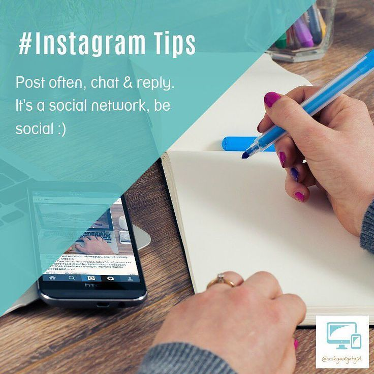 #Instagram #Tips Post often be genuine chat and reply :) It's a social network be social! . . . . #social #chat #post #reply
