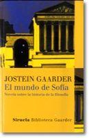 El Mundo de Sofía.  Jostein Gaarder