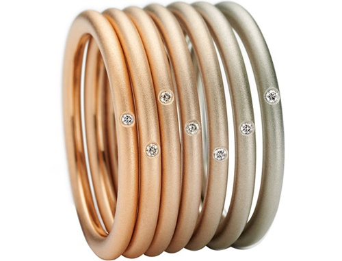 "Niessing, Rings,  - "" WE EMBRACE ART & DESIGN."" entrenous by LE NOEUD www.enbyln.com"