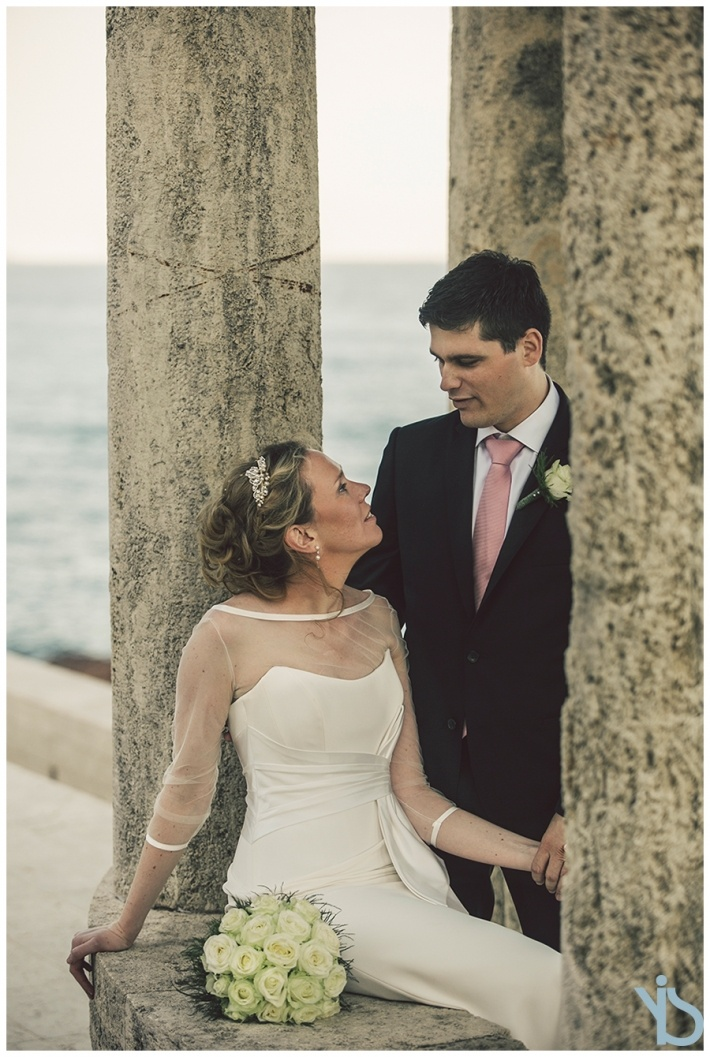 Spyros & Eva Destination wedding in Barcelona !!!