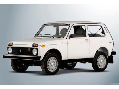 1976 Lada Niva