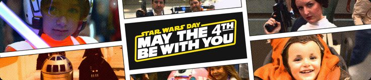 Star Wars Day: May the 4th Be With You | StarWars.com