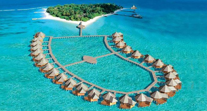My honeymoon destination, probably the most spectacular island ever!  Google Image Result for http://sun-surfer.com/photos/2012/02/The-Maldives.-Unbelievably-gorgeous.jpg