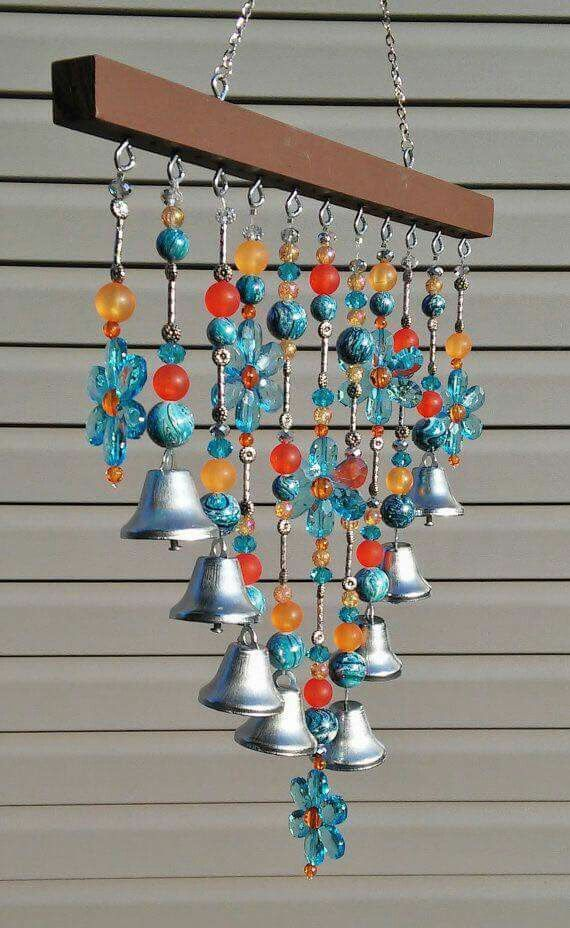 Windchimes.  I don't know why they terrify me.  Something about volitionless dangling things pushed helplessly by the wind drives me to psychotherapy.