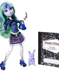 Monster-High-13-Wishes-Twyla-Doll #toy doll #musical toys for toddlers #musical toys #music toys #kids toy #cheap toys online #cheap kids toys #best toys for infants #best toys for babies