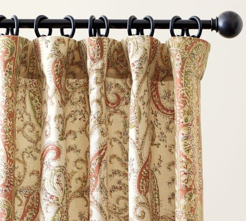 Drapes From Pottery Barn Design Ideas Pinterest