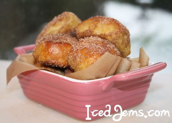 Cinnamon Pretzel Bites Recipes