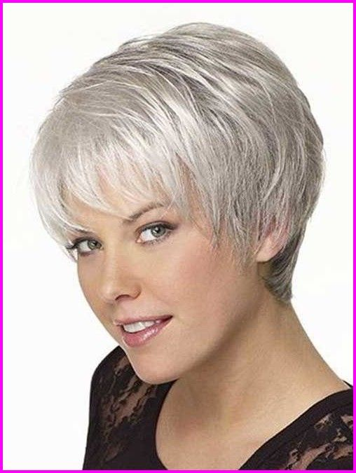 Edgy Short Hairstyles For Women Over 50 On First Glance