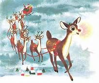 vintage rudolph reindeer card - Yahoo Canada Image Search Results