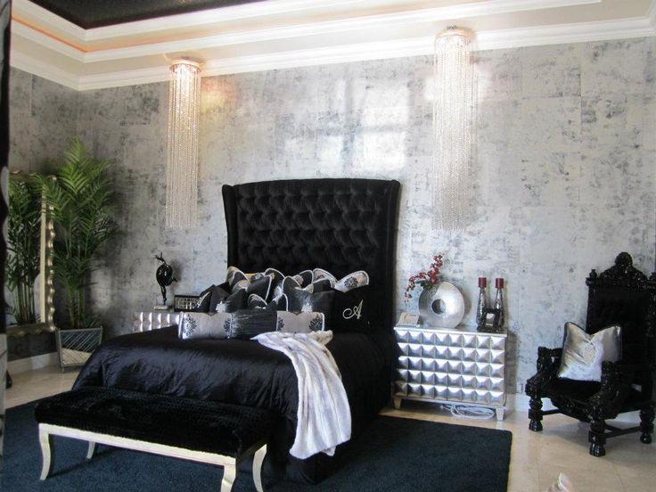 Glamour Elegance Luxury Fine Home Furnishings Custom Interior Design