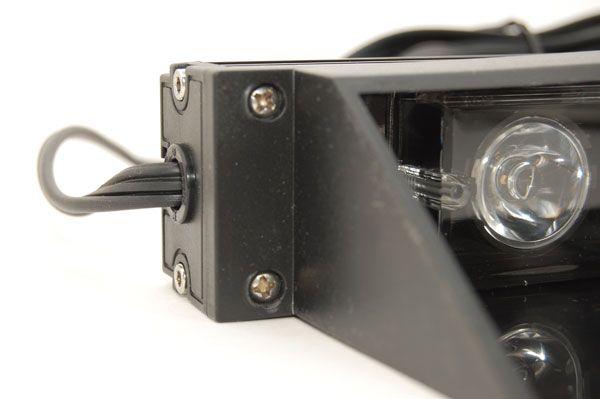 Police Lights, LED Light Bar, ET-7 Dash Light - Fire Light bars