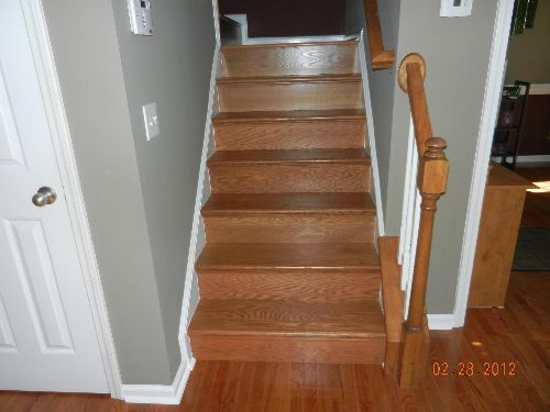 Remodeling Stairs   Staircase Remodel Gallery   NuStair | BV   Stairs |  Pinterest | DIY And Crafts, Galleries And Staircase Remodel