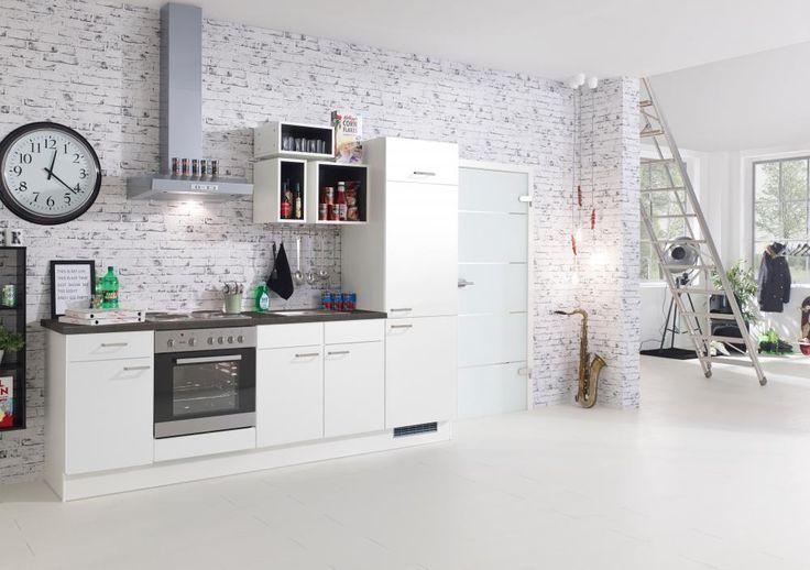 All around køkkenet - Hvid 730