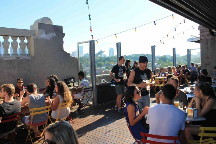 Local Eyes: Melbourne | The Best Drinks With A View