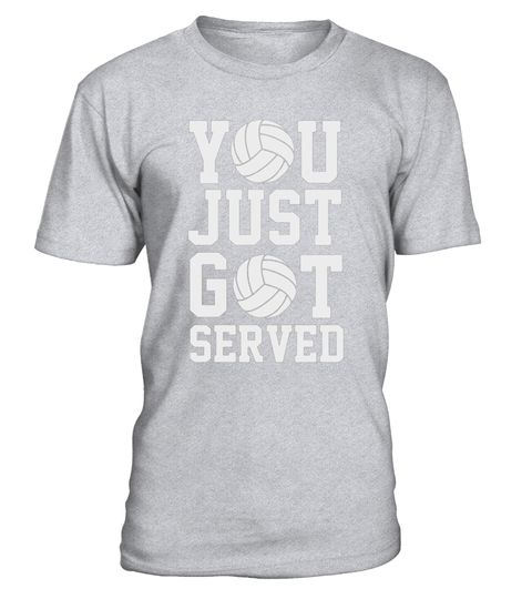 """# You Just Got Served Volleyball Fashion Fit T-Shirt . Special Offer, not available in shops Comes in a variety of styles and colours Buy yours now before it is too late! Secured payment via Visa / Mastercard / Amex / PayPal How to place an order Choose the model from the drop-down menu Click on """"Buy it now"""" Choose the size and the quantity Add your delivery address and bank details And that's it! Tags: volleyball shirts, volleyball apparel, volleyball jerseys, volleyball t shirts…"""
