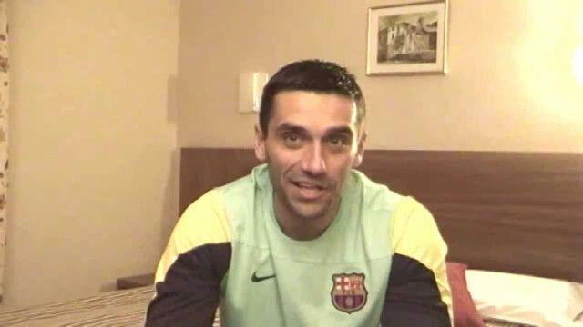 Kiril Lazarov Macedonia Handball FC Barcelona