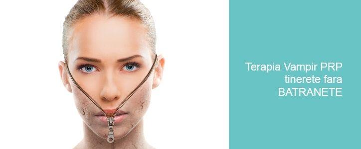 chirurgie estetica - noutati - terapia vampir prp 0722532299