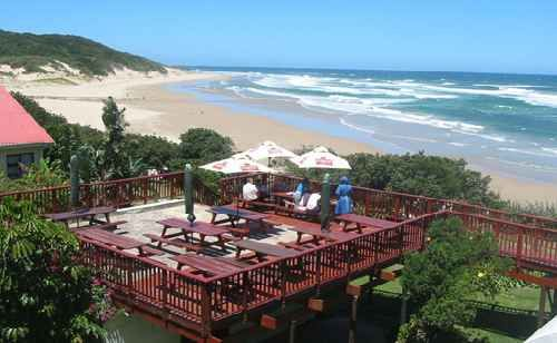 Morgan Bay Hotel in Morgans Bay. Located within an hour's drive from East London; Morgan Bay Hotel has 33 bedrooms and is a stone's throw away from the water`s edge along the Wild Coast. Run by the same family for more than half a century, this is a traditional hotel with good food, warm hospitality and plenty of seaside activities around the secluded, golden beaches and the adjoining lagoon. #Where2Stay