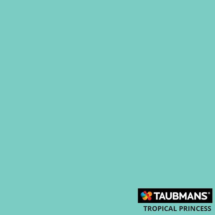 #Taubmanscolour #tropicalprincess