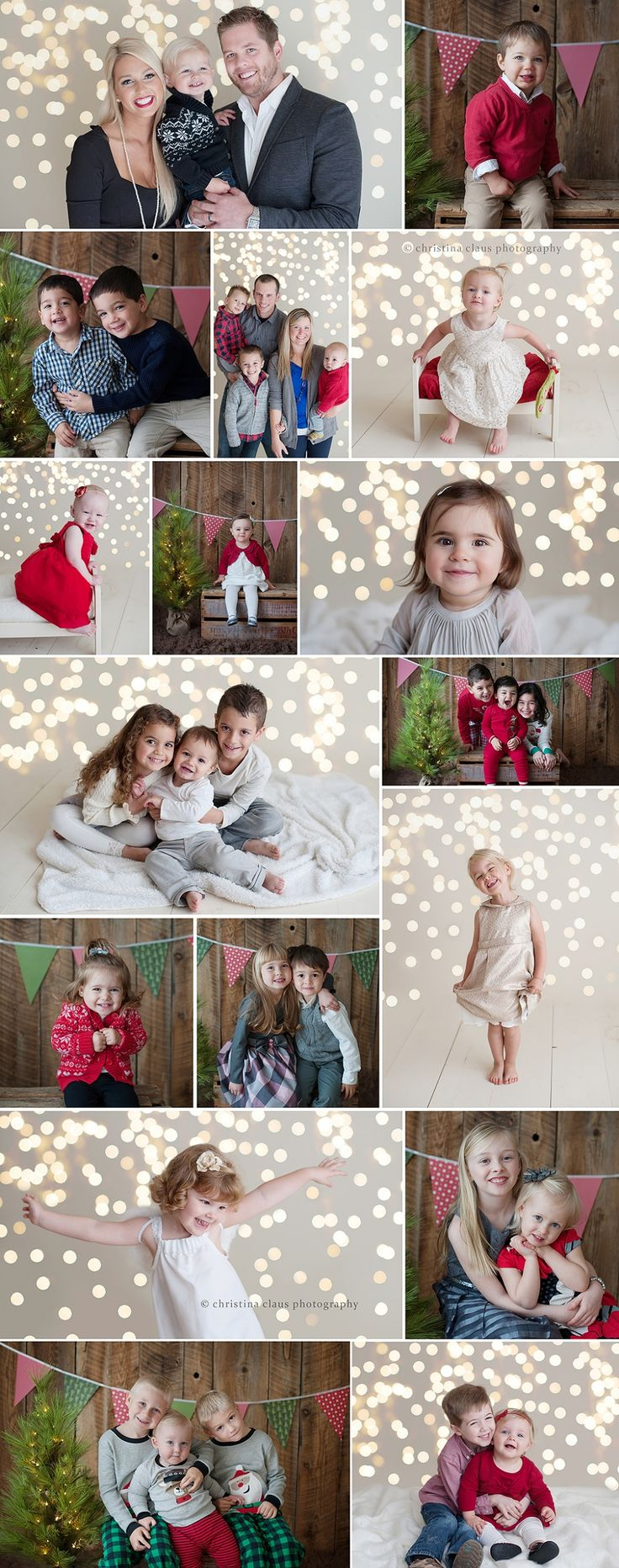 Christmas Mini Sessions - Christina Claus Photography