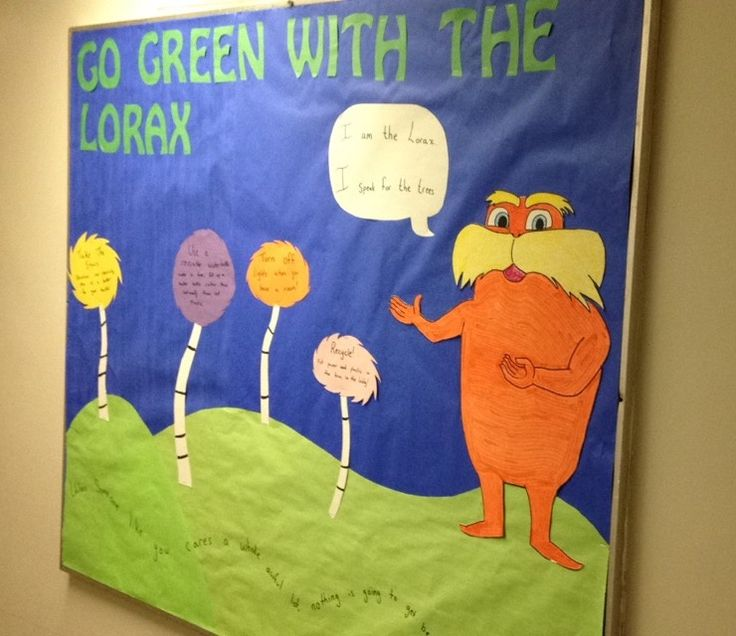 Go Green! I catered the tips to my residents and ways I noticed they lacked sustainability.
