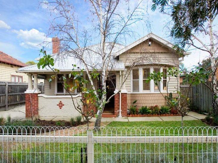 Californian bungalow facade ideas