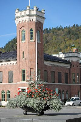 Captured  moments: Atumn holiday in Drammen