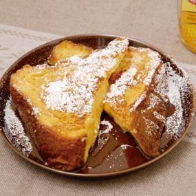 フレンチトースト   レシピ  お菓子作り・パン作りの材料と道具の専門店   cuocaクオカ