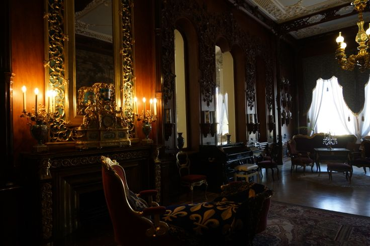 Wnętrza Pałacu Jusupowów. Sankt Petersburg, Rosja. Fot. Jan Gołąb