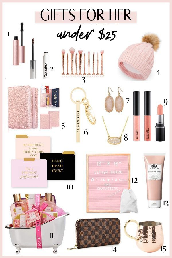 The Best Christmas Gift Ideas For Her Under 25 Christmas Gifts For Her Christmas Gift Guide In 2020 Luxury Gifts For Women Best Gifts For Her Best Christmas Gifts