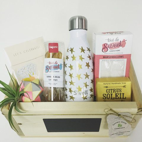 Giving Crate by Giving Gifts | Giving Gifts Canada for fair trade and eco-friendly gifts
