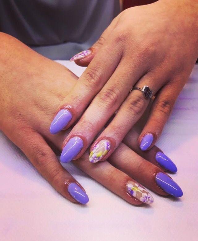 #nails #unghie #primaverili #fantastic #beautiful #unghie